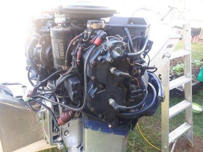 1990 evinrude model E140TLESE