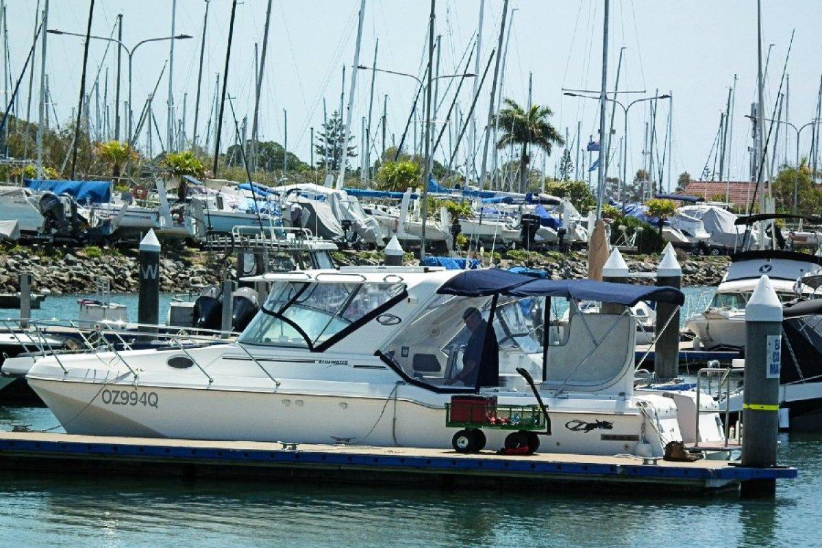 Ozycat 2600 Bluewater Powercat