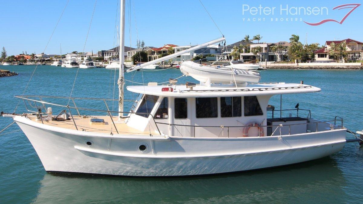Fred Fleming 36 Motor Cruiser