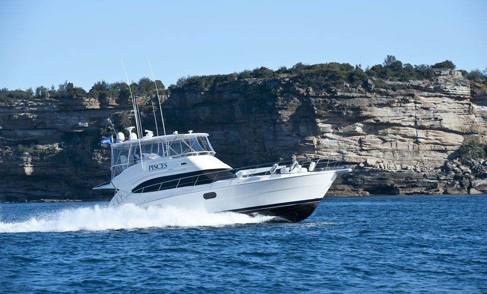 Riviera 56 Open Flybridge