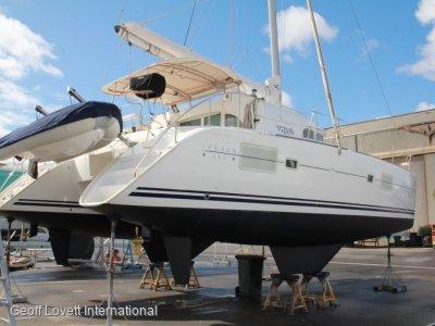 Lagoon 380 S2 Sailing Catamaran