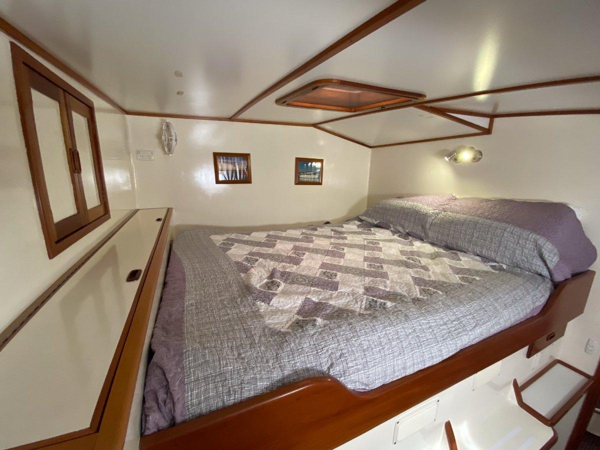 Brady Custom 15.49 m Sailing Catamaran