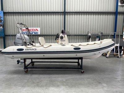 Brig Falcon 450HL Rigid Inflatable Tender (RIB)