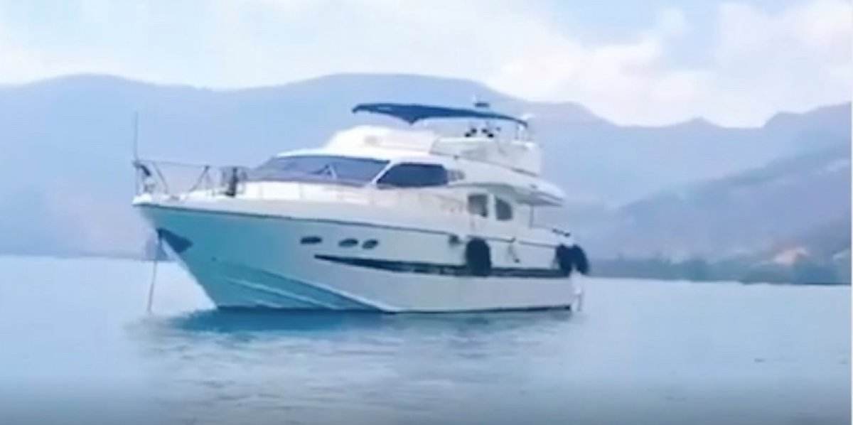21.9m Technema Motor Yacht