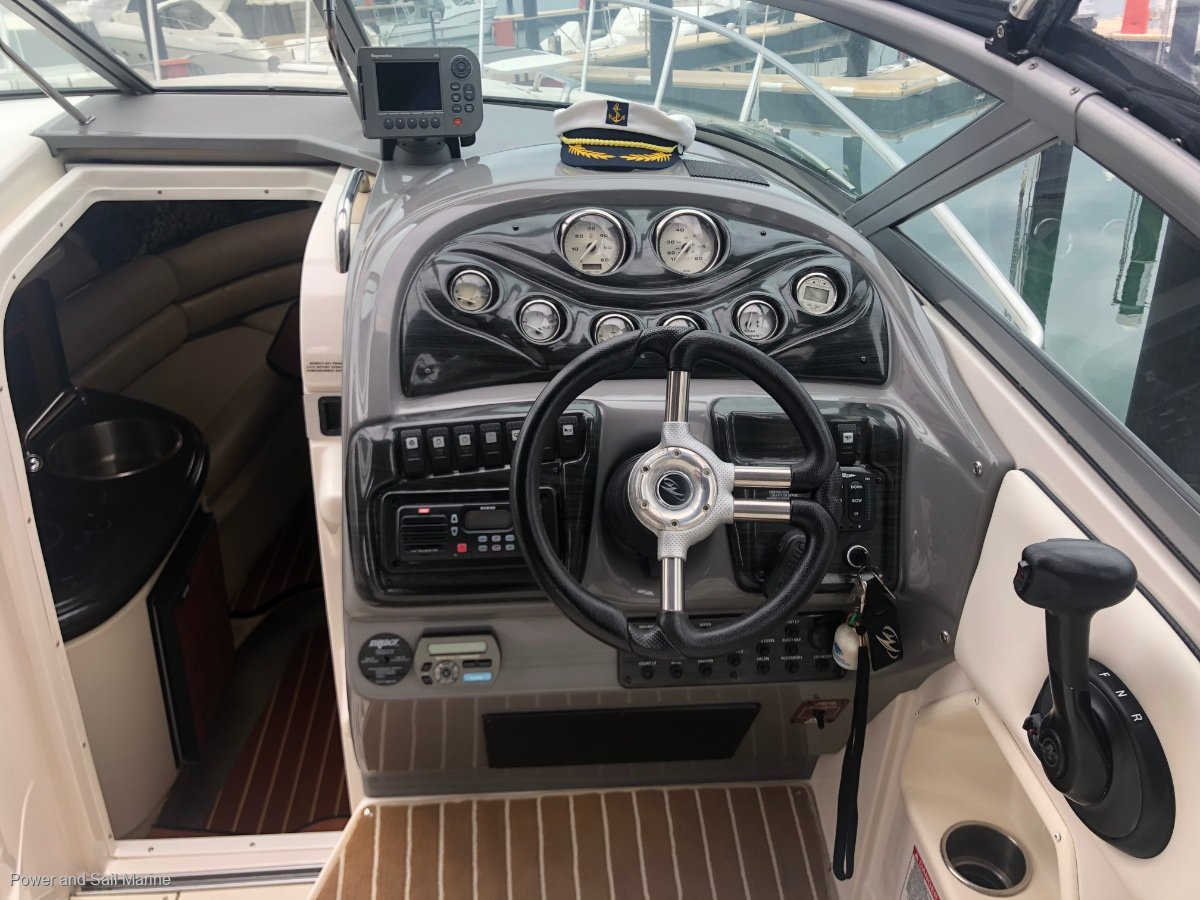 Monterey 275 SCR Immaculate condition and perfect day boat