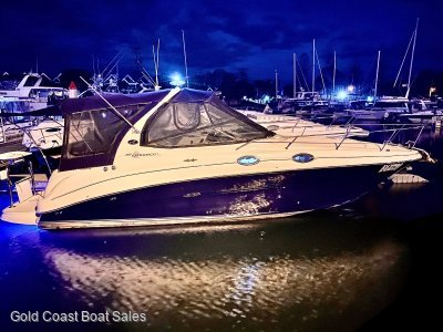Sea Ray 315 Sundancer- Click for more info...