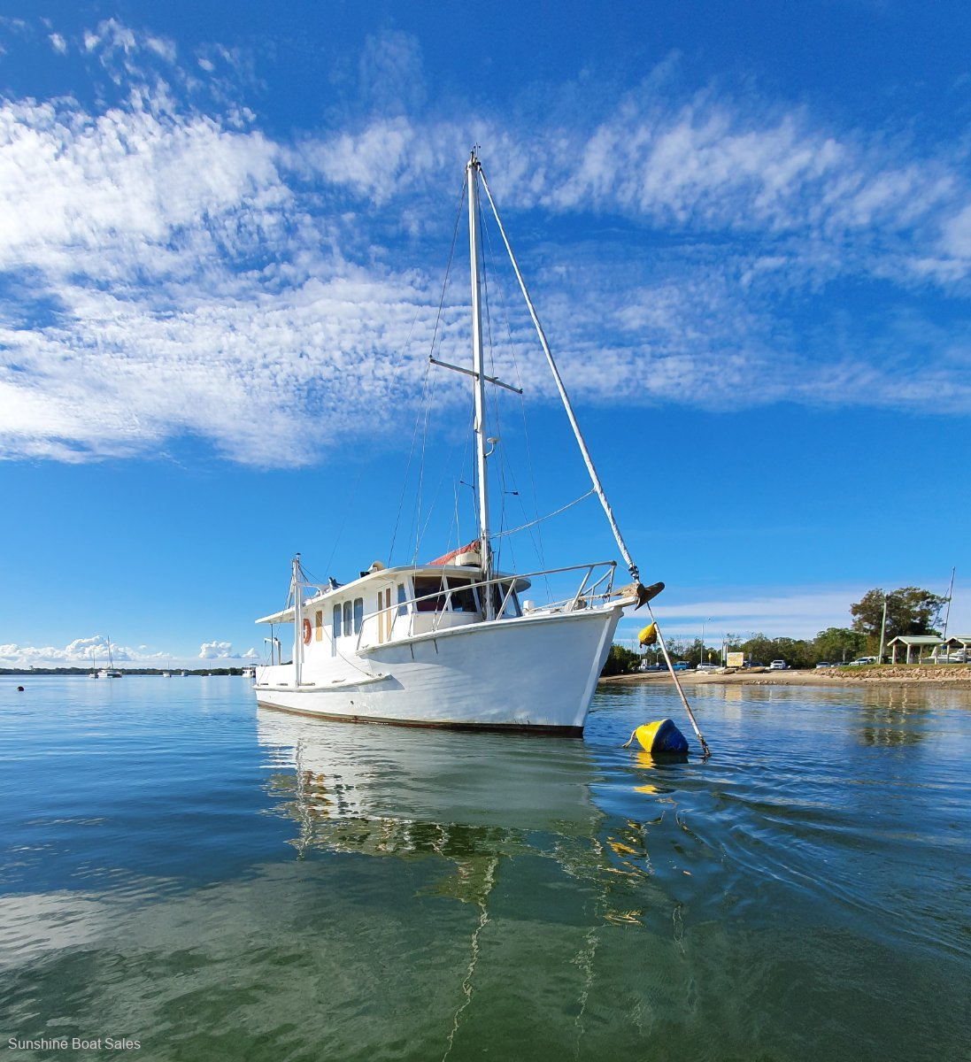 Coastal Cruiser Trawler Style Custom Build