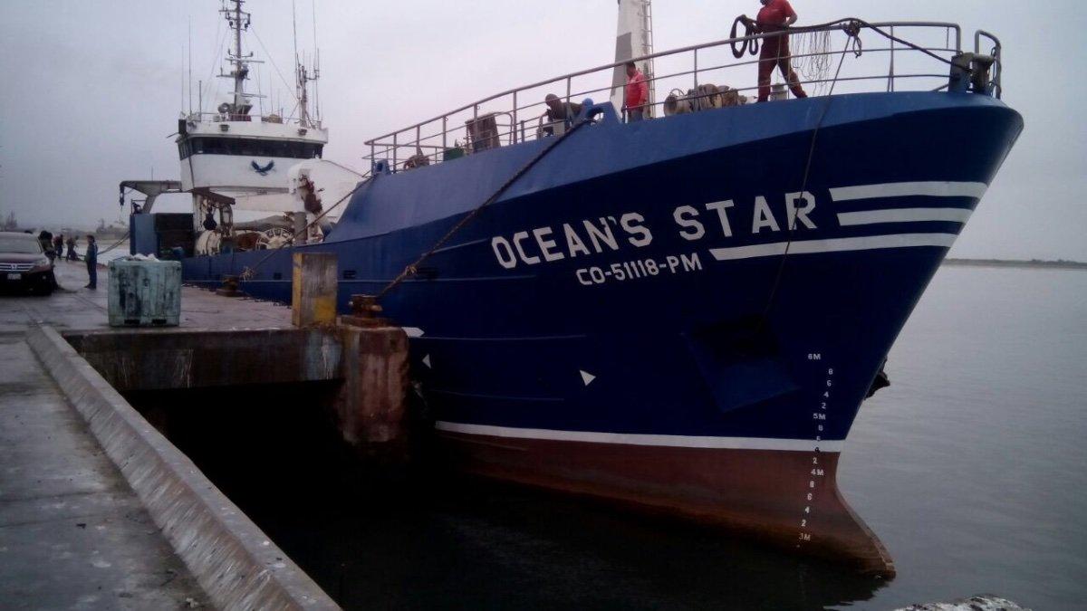 62m Pelagic Trawler / Purse Seiner