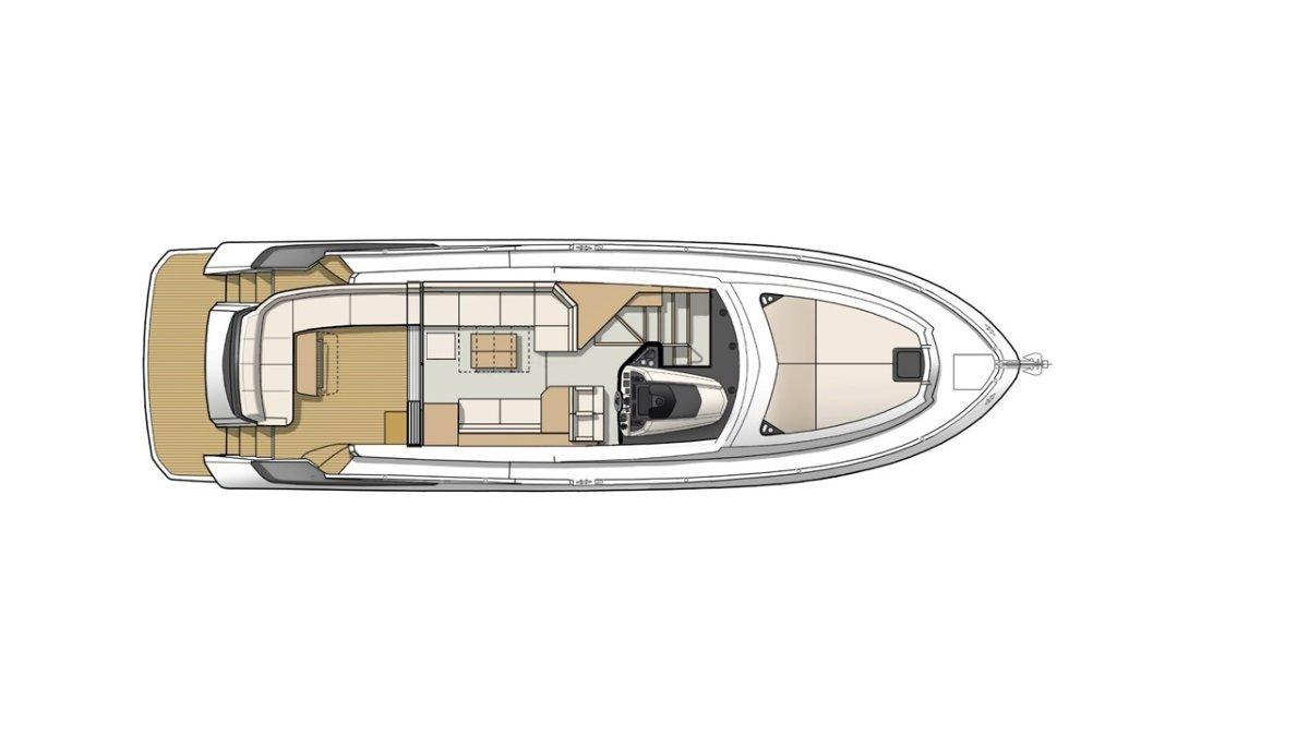 New Beneteau Gran Turismo 50