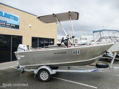 Horizon Aluminium Boats 450 Easy Fisher FISHING // FAMILY // ALL ROUNDER FORSALE