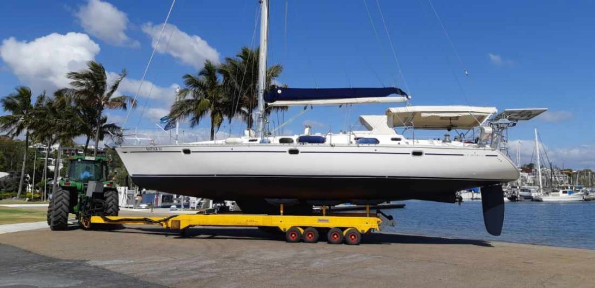 Jeanneau 52 Sun Odyssey Sailing Sloop