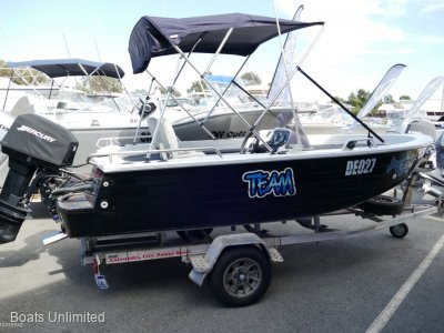 Quintrex 435 Hornet Bass Pro INSHORE FISHING // FAMILY // ALL ROUNDER