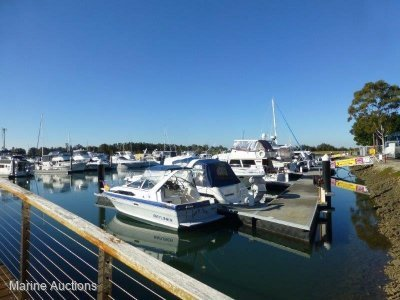 ONLINE AUCTION - M15 18 Metre Berth Horizon Shores