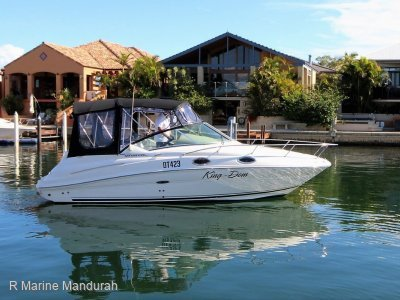 Sea Ray 245 Sundancer *** OWNER MOVING STATE MUST SELL *** $ 56999 ***