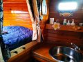 Colin Archer 45 Exceptional Cruising Ketch:main cabin