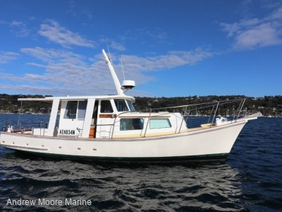 Pompei 34 Lobster Boat
