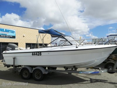 Fraser 600 OFFSHORE FISHING // FAMILY // ALL ROUNDER- Click for more info...
