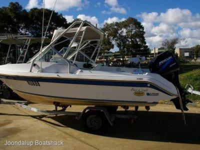 Sundowner Bonito 565 Bowrider 115hp four stroke