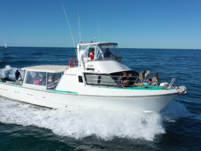 Harriscraft Charter Vessel 55' Charter/ Fishing Vessel