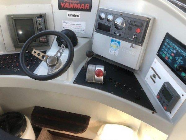 Harriscraft Charter Vessel 55' Charter/ Fishing Vessel