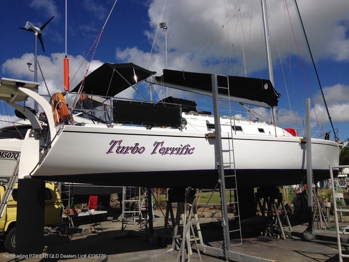 Sayer 11.6m Turbo Terrific
