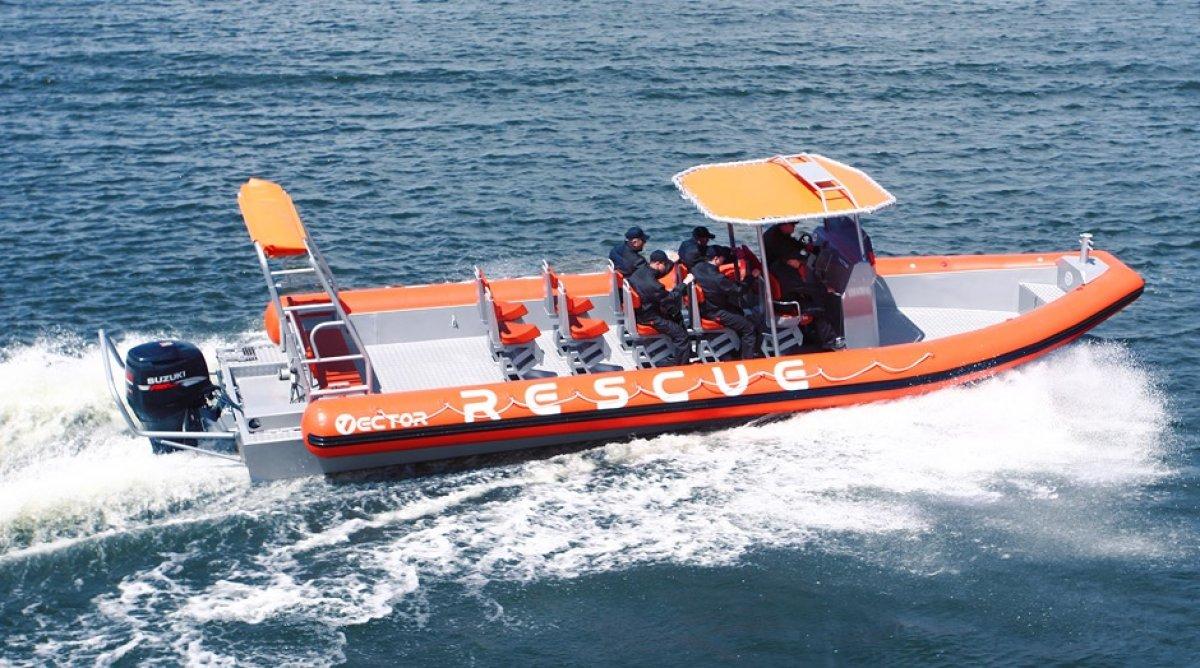 Rescue Boat - RIB 1100