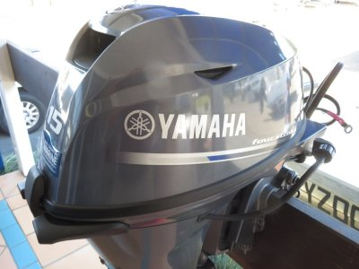 Yamaha 15Hp Outboard 4S