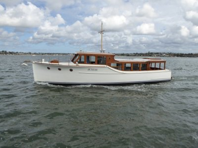 "Halvorsen 38 Bridge Deck Motor Cruiser ""KWEENA"""