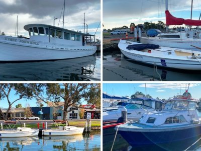Charter opportunity - Day Boats, Office, Work Boat