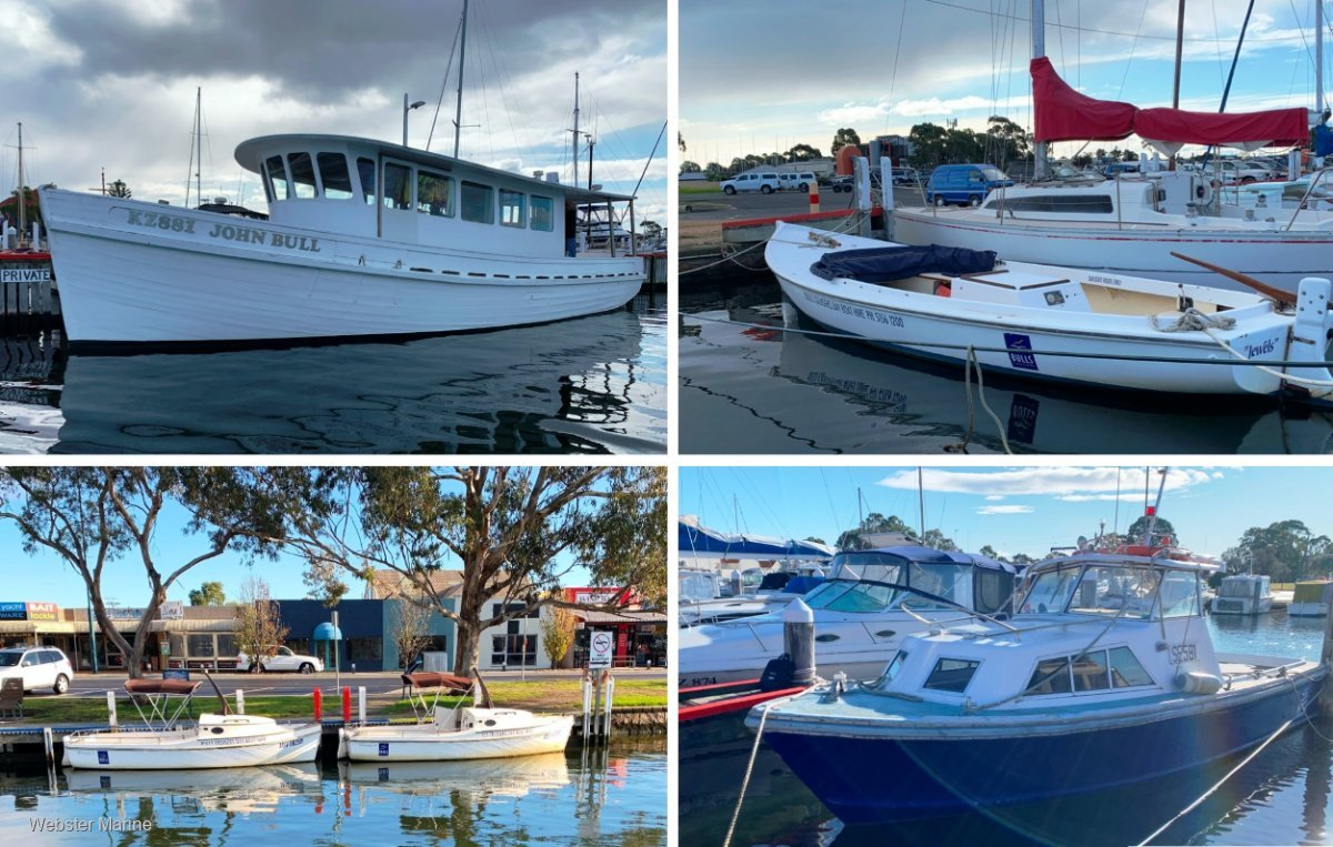 Paynesville Opportunity - Charter Boats