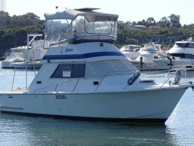 Fury 32 Flybridge Cruiser HUGE PRICE REDUCTION, GREAT ALLROUNDER, MUST SELL!!