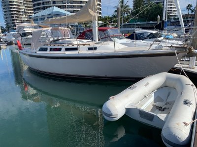 Catalina 30 Great first sailing boat roomy safe option for all