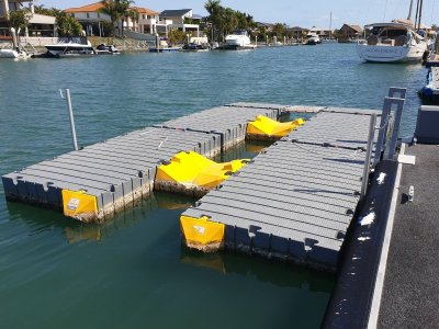 Superior Boat Dock D20 2015 for up to 7meter boat
