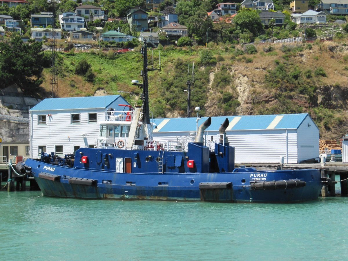 Custom 31.25m ASD Harbour Tug