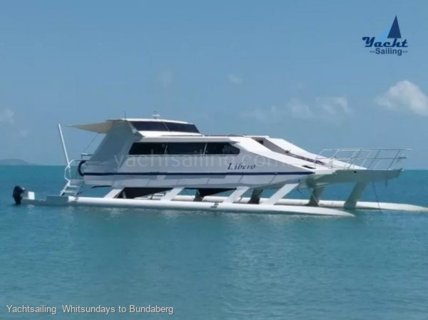 House boat in Paradise