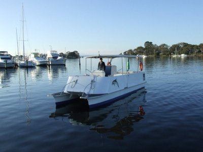 Day Charter Boat