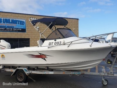 Pacemaker Charger 560 Runabout LAST OF THE GKS BUILT PACEMAKERS DONT MISS OUT!!