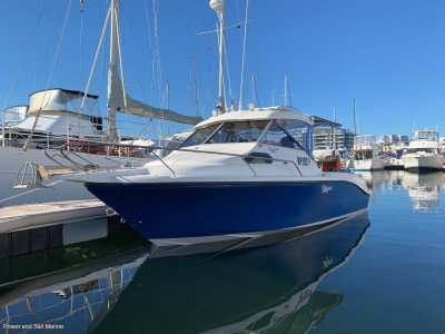 Caribbean 24 Motor still in warranty and trailer!- Click for more info...