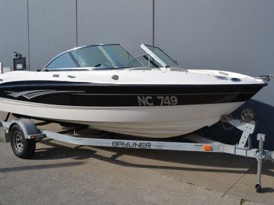 Bayliner 185 Capri Powered with 135 HP Mercruiser $23,900.00