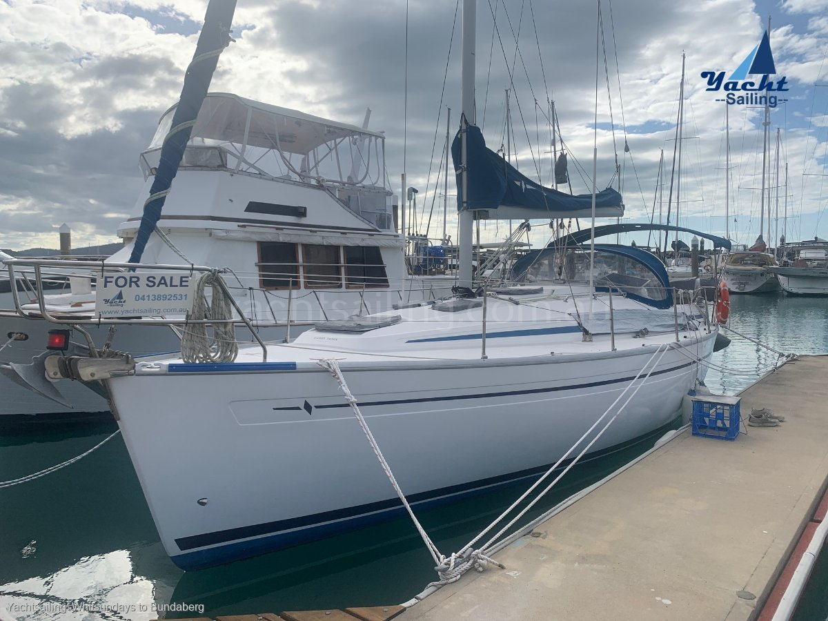 Bavaria 34 In The Mood says shes ready for the new owners