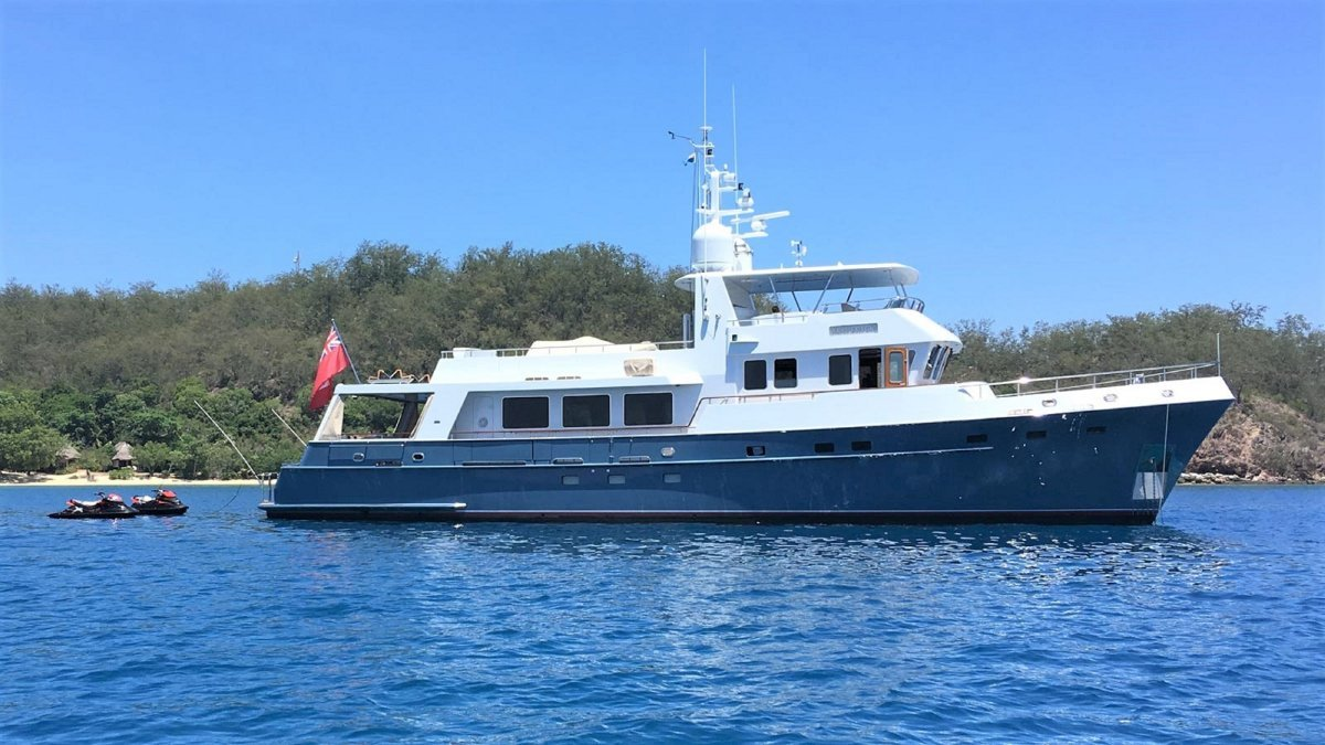 KUIPERS DOGGERSBANK EXPEDITION YACHT