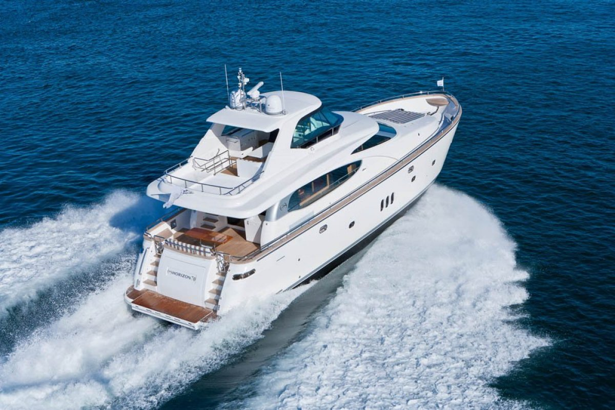 Horizon Yacht E70:Horizon Motor Yacht E70