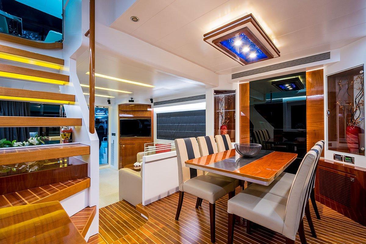 Horizon Yacht E70