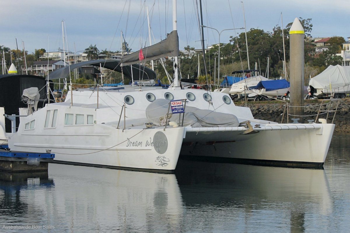 Simpson Sailing Catamaran