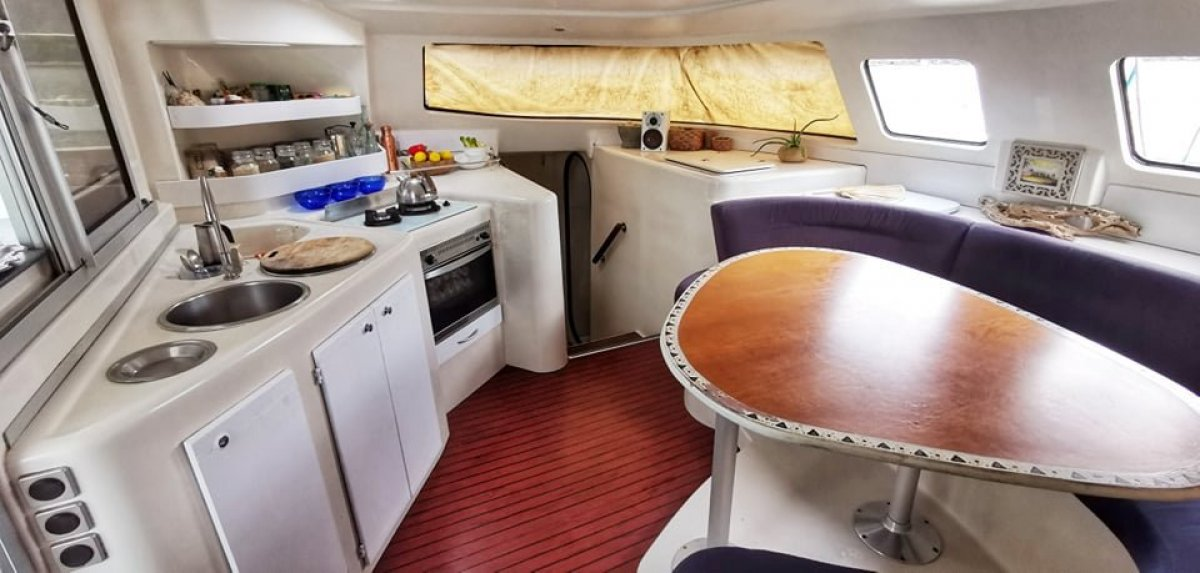 Fountaine Pajot Lavezzi 40 For Sale in Langkawi, Malaysia.: Fountaine Pajot Lavezzi 40 For Sale in Langkawi, Malaysia
