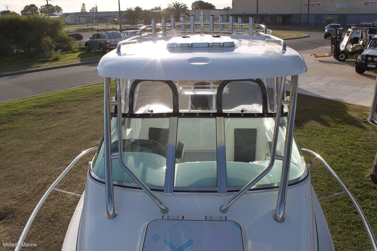 New Haines Hunter 625 Offshore Hard Top