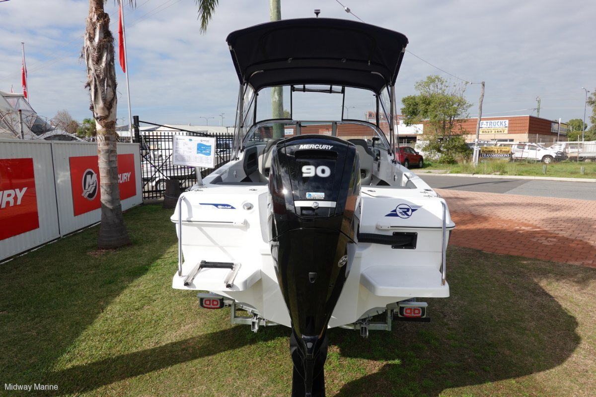 New Revival 520 Offshore