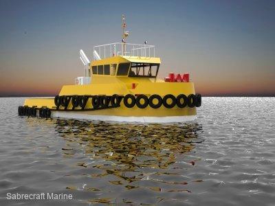 Sabrecraft Marine 32.00 Meter Ocean Tug Boat