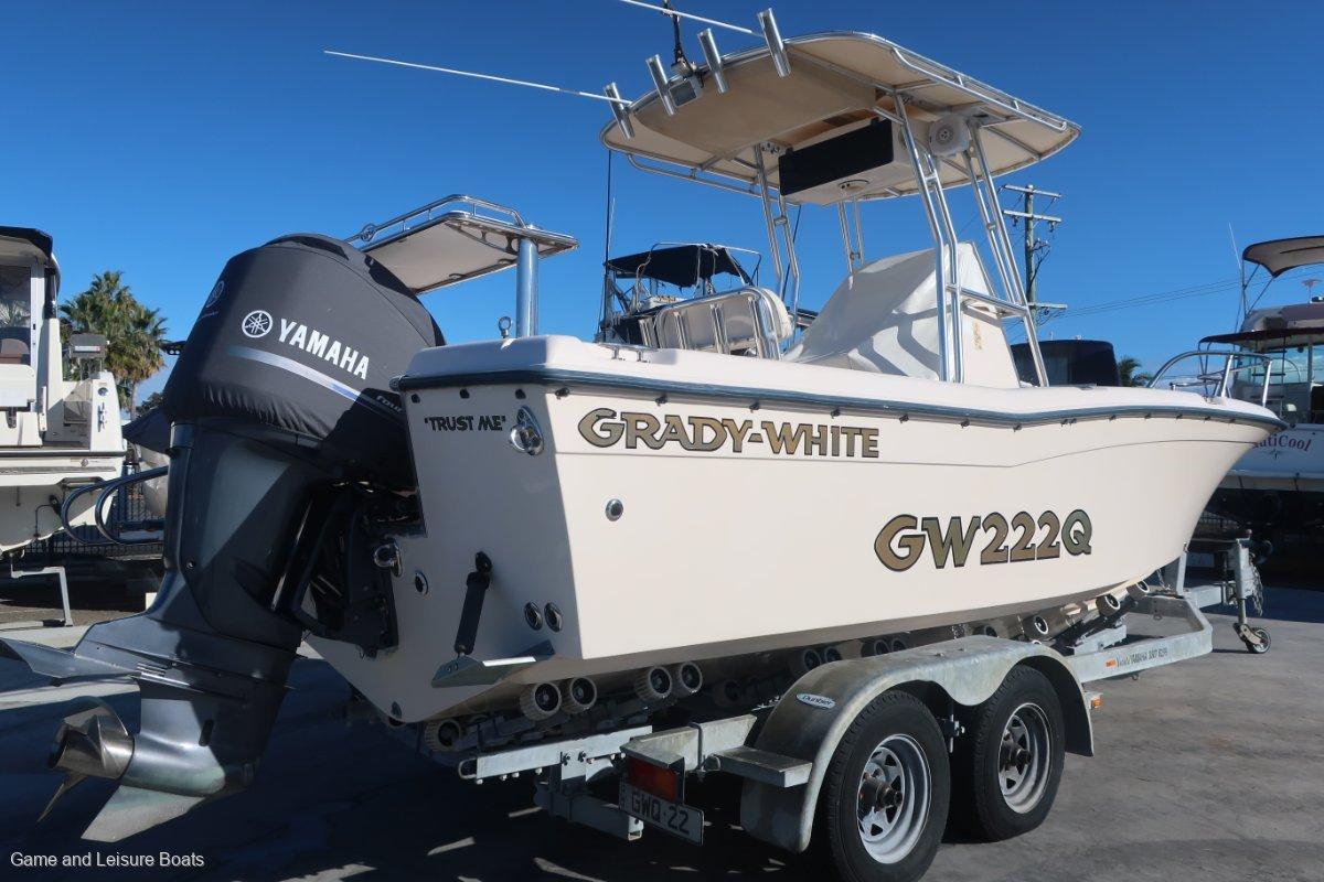 Grady-White 222 CC - 2008MY
