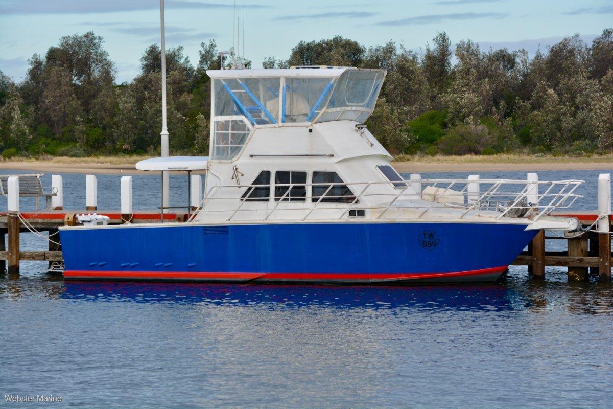 Aluminium 38 Cruiser